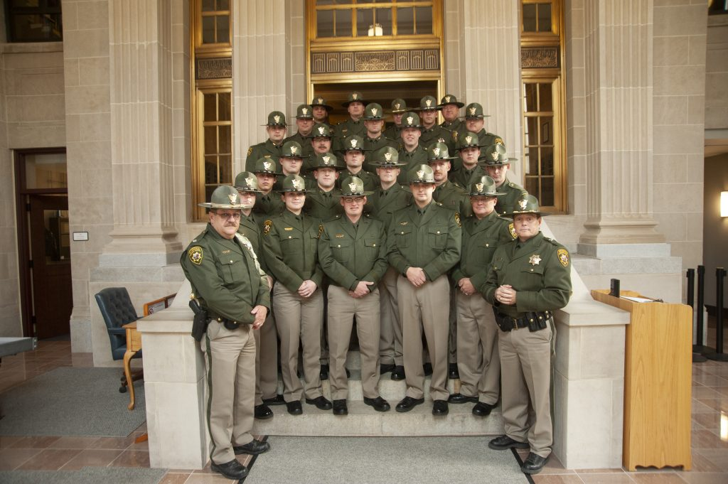 Wyoming Highway Patrol Commissions 18 New Troopers
