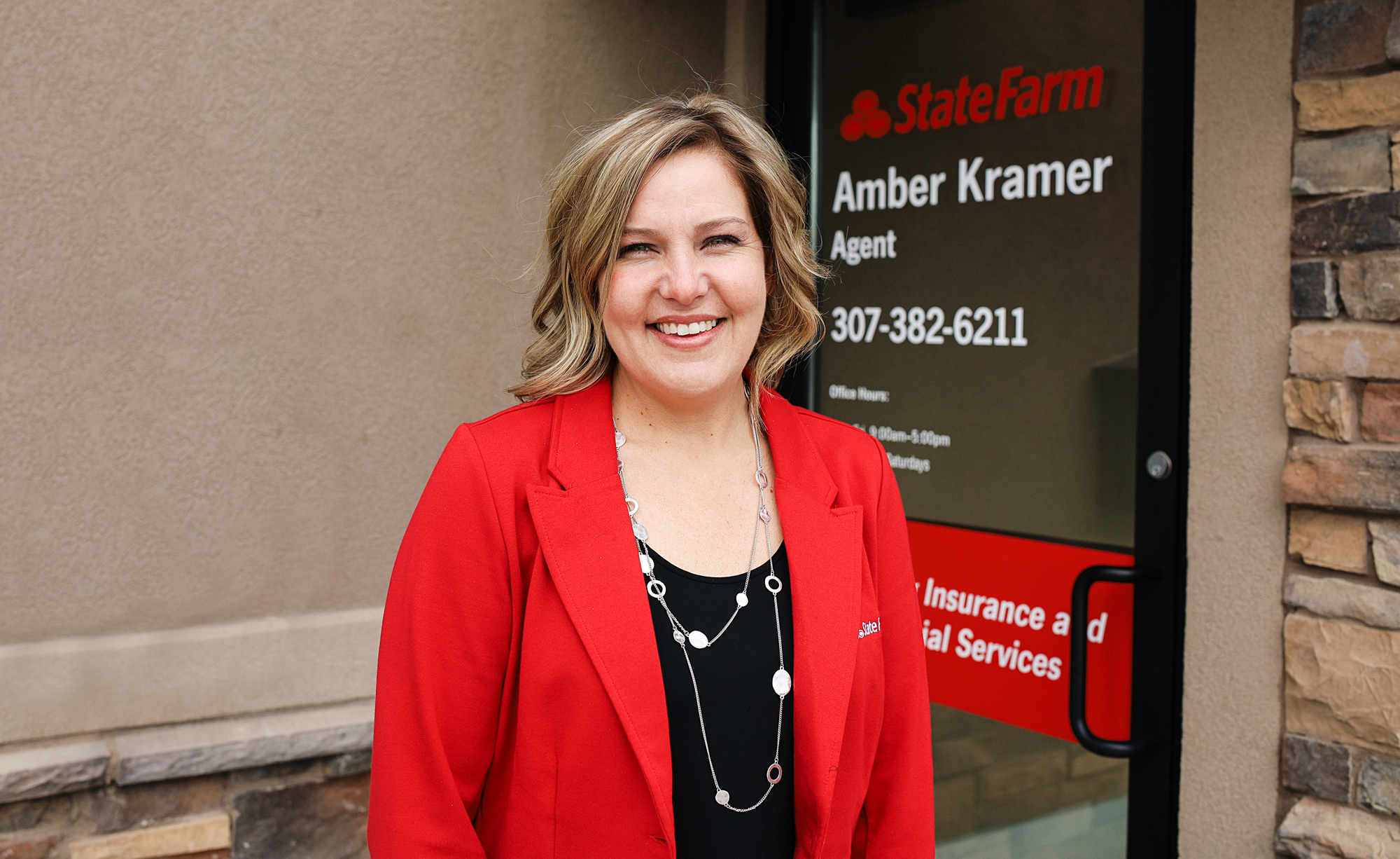#HOMETOWN HUSTLE: Amber Kramer | State Farm Insurance