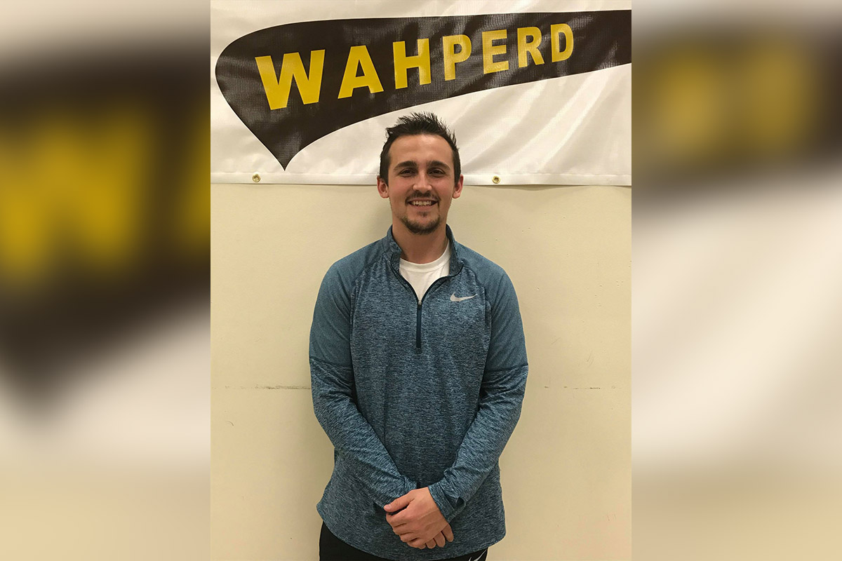 Green River Student Named Outstanding Student of the Year by WAHPERD