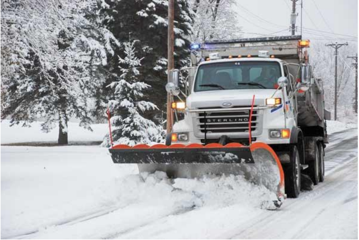 City of Rock Springs Reminds Citizens of Snow & Ice Control Regulations