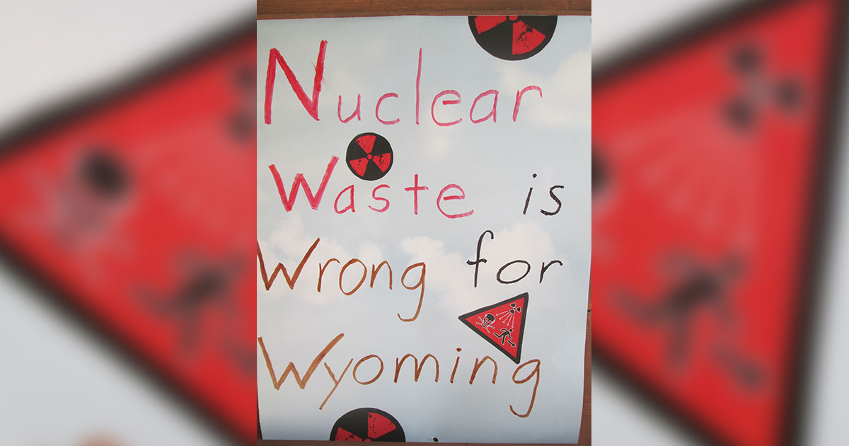 Is Nuclear Waste Storage Right for Wyoming?