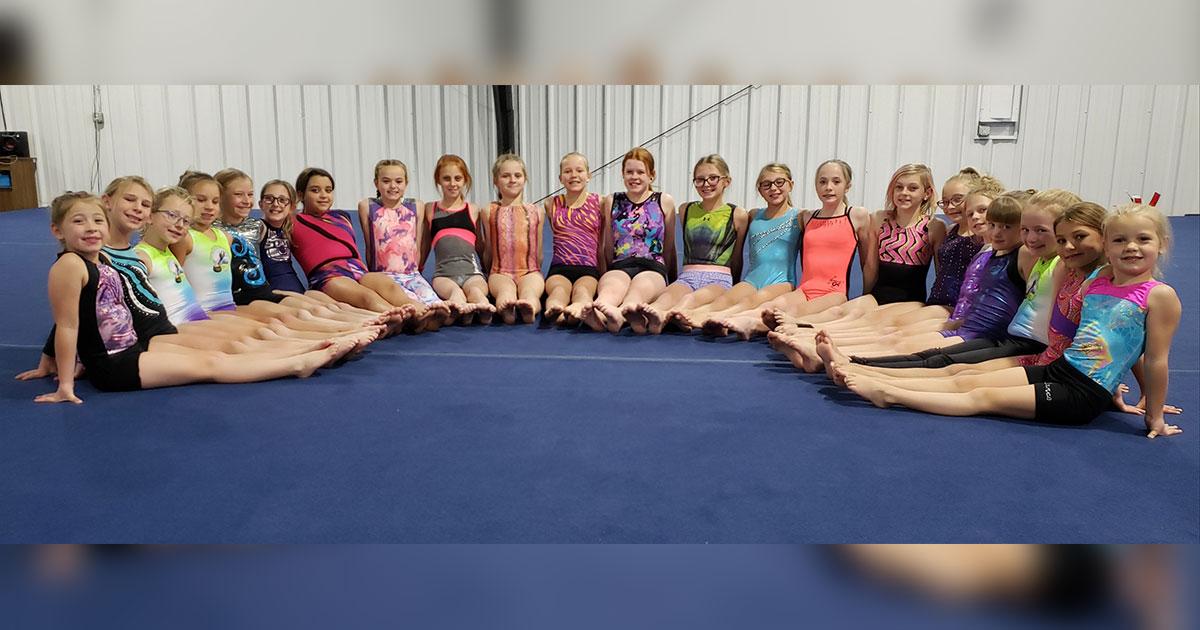 Legacy Gym Gymnastics Starts Season Strong