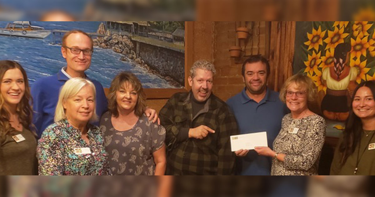 Wyoming Community Foundation Gives Actors' Mission $5,000