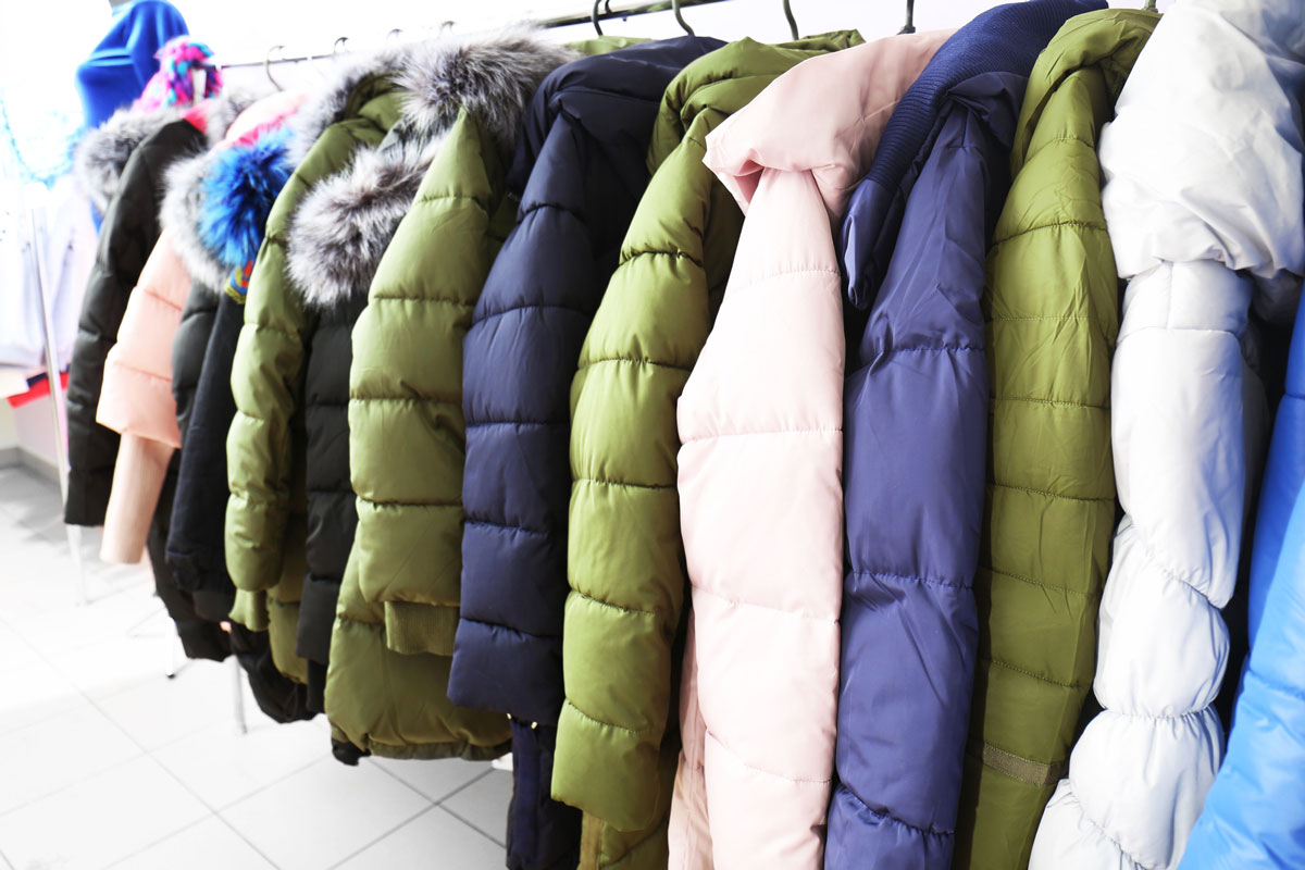 Help the Community by Giving in the Coat Drive