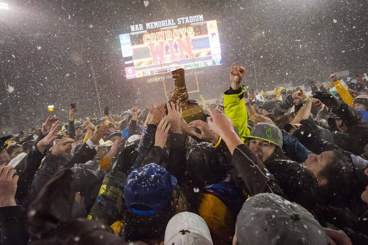 111th Edition of the Border War to Kick Off Friday Night in Laramie