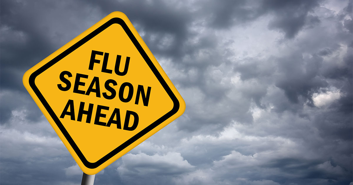 Flu Season Has Arrived: Hospital Reminds Everyone to Take Precautions