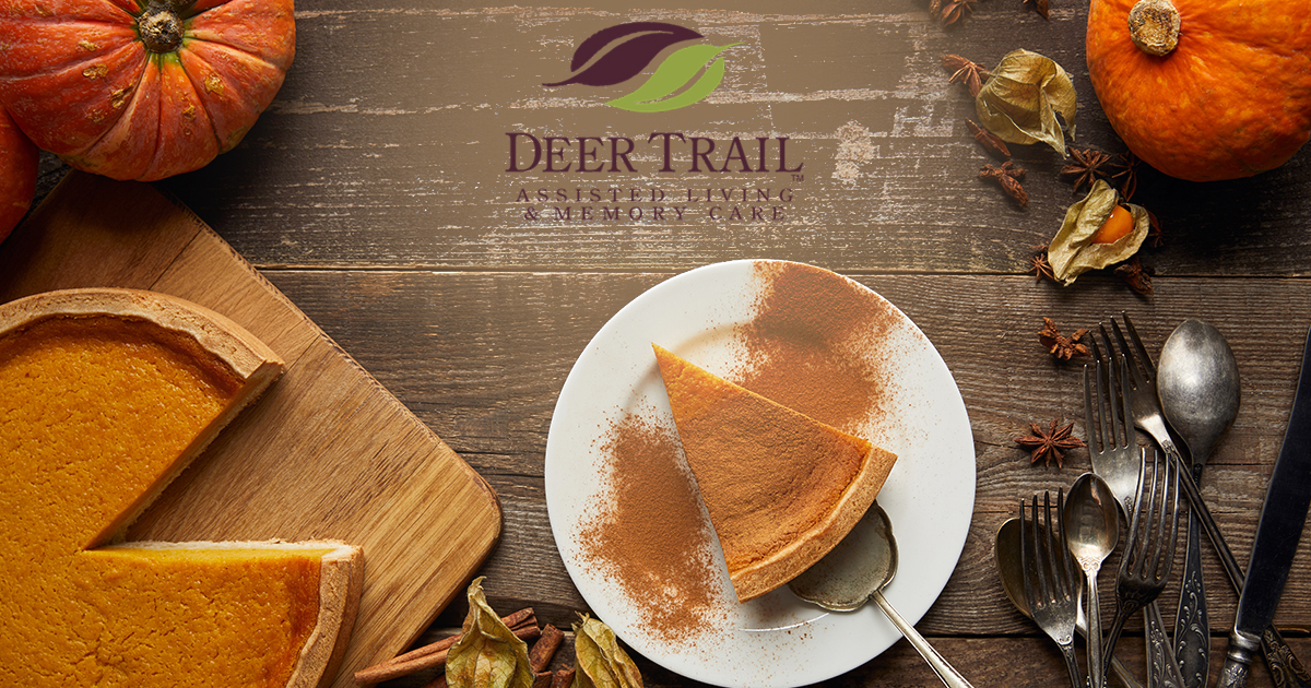 Deer Trail Assisted Living Giving Away FREE Thanksgiving Pies!