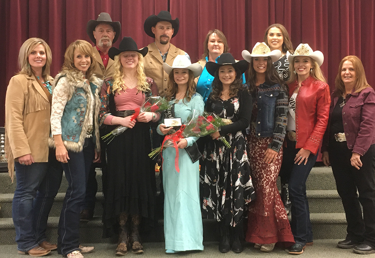 Red Desert Roundup Rodeo Crowns 2020 Royalty