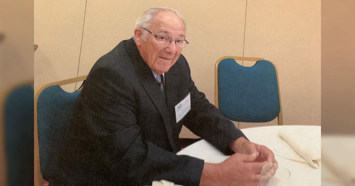 Robert August Zueck (February 20, 1937 – November 10, 2019)