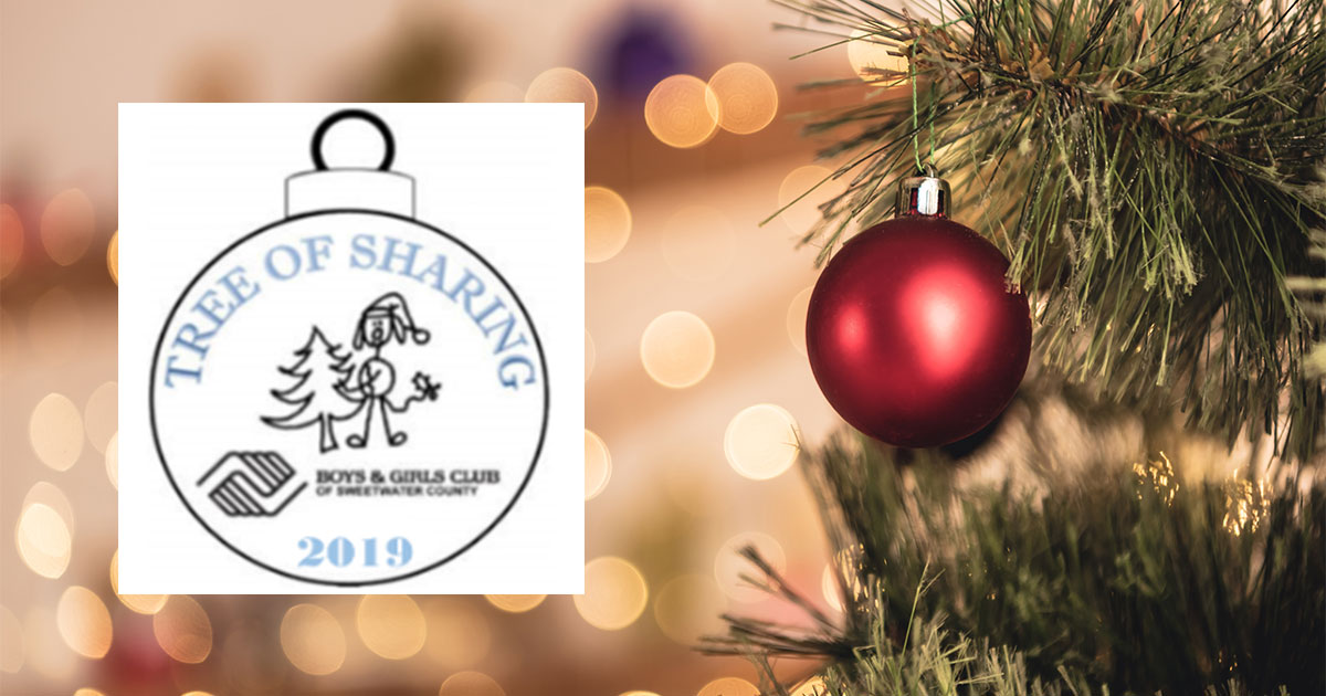 2019 Sweetwater Tree of Sharing Program Is Officially Underway
