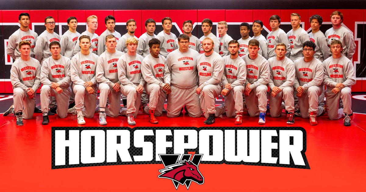 WWCC Mustang Wrestling Team Ranked 1st in Nation