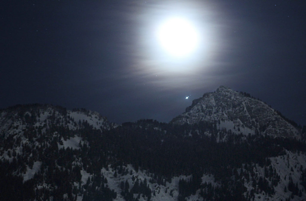Cold Moon: Final Full Moon of the Decade Arrives After Midnight