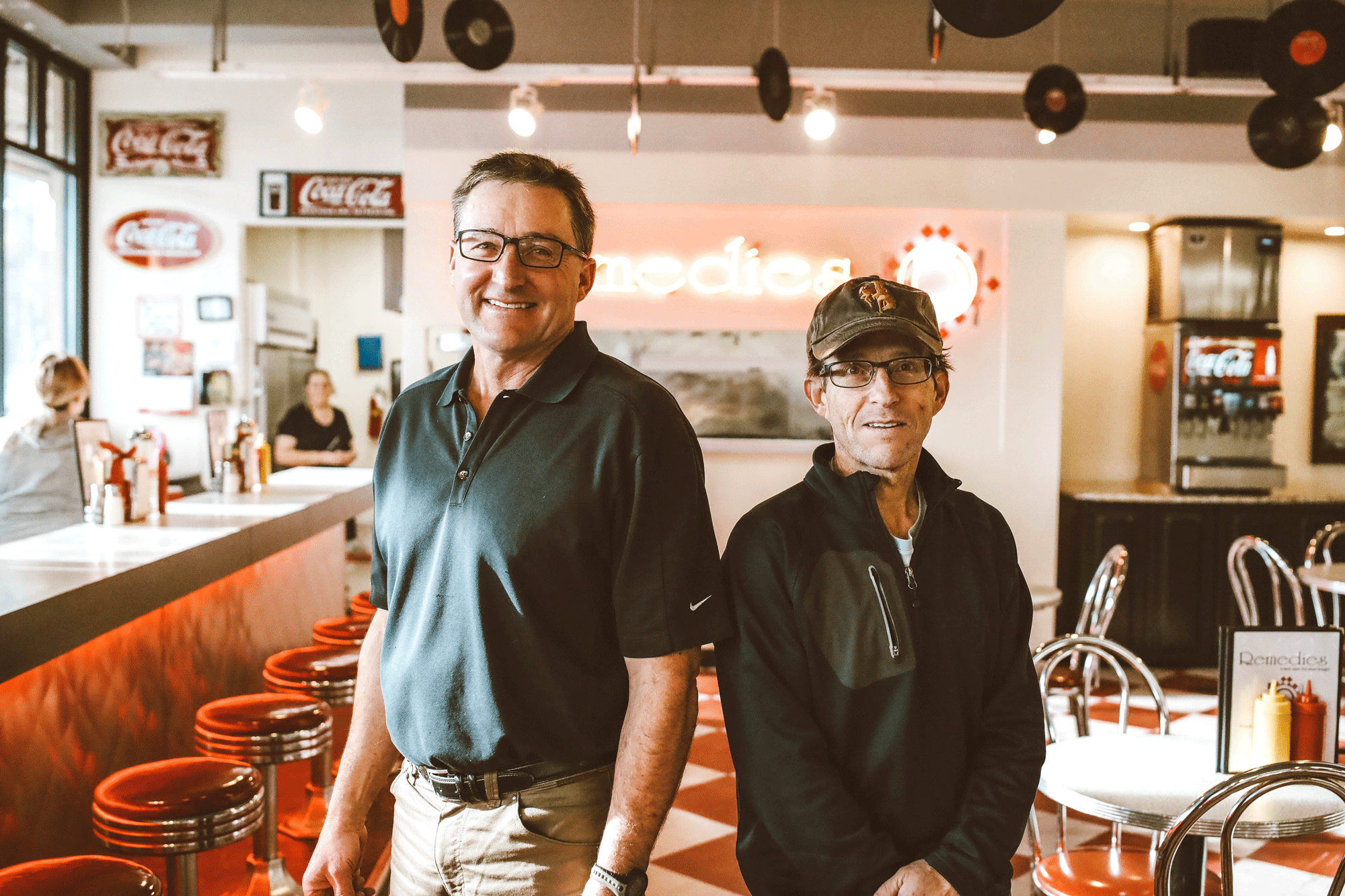 #HOMETOWN HUSTLE: Mark and John Piaia | Bi-Rite/Sweet Sage/Remedies