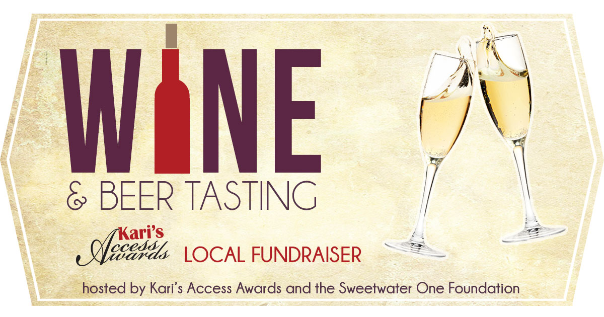 Support Local Youth at the 7th Annual Kari's Access Awards Wine & Beer Tasting