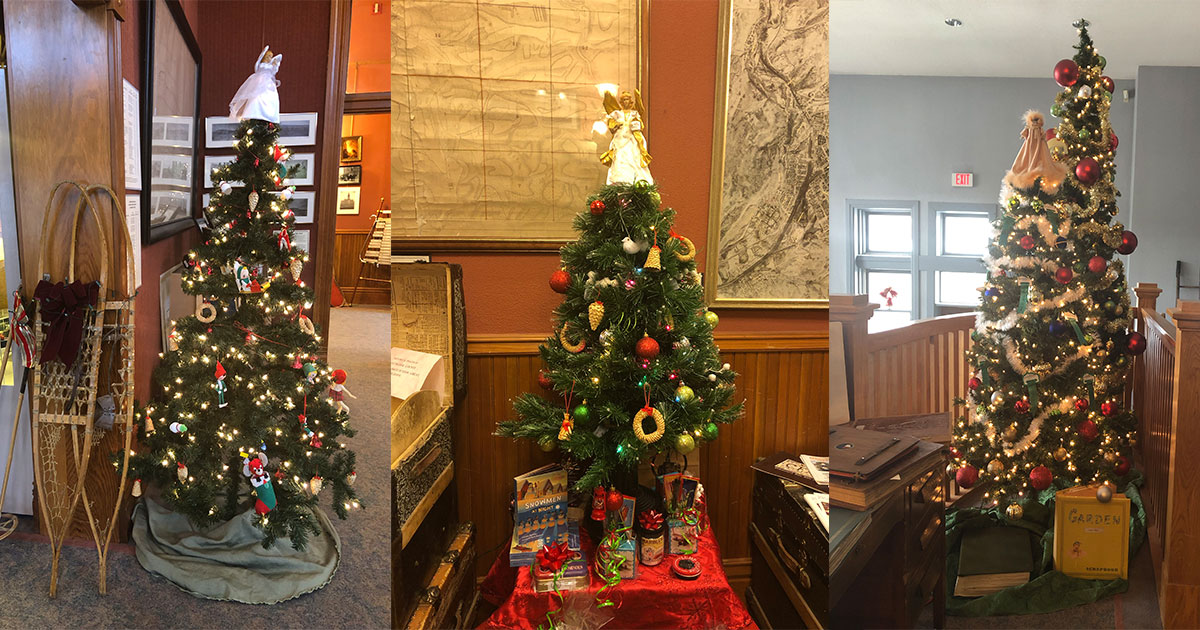 Christmas Time at the Rock Springs Historical Museum