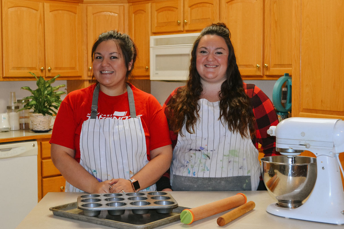 #HOMETOWN HUSTLE: Candace Wuolle and Clairissa Roosa | CC's Sweets 307