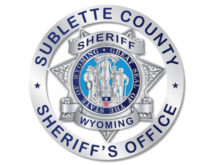 Sublette County Arrest Report for April  5 – April 12, 2021