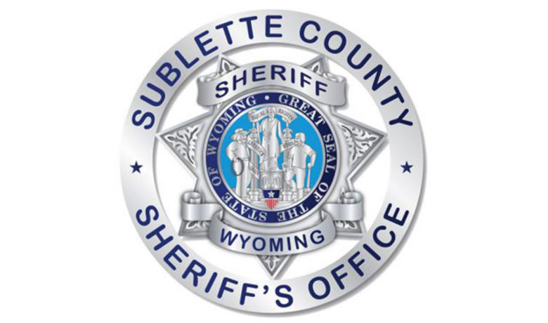 Sublette County Arrest Reports for May 25 – June 1