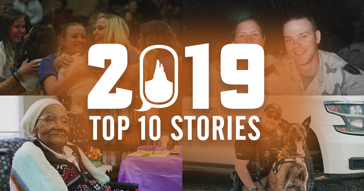 2019: The Top 10 Stories of the Year