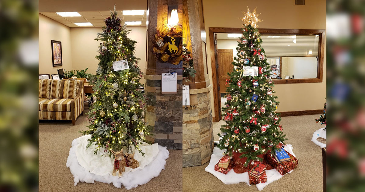 YWCA Festival of Trees Auction and Reception is Tonight
