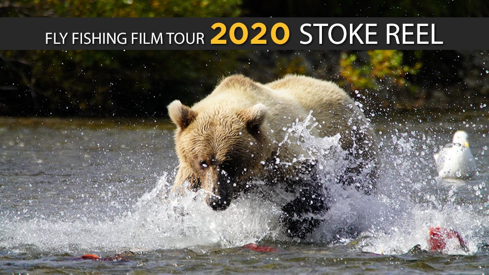 2020 Fly Fishing Film Tour Coming Up in March