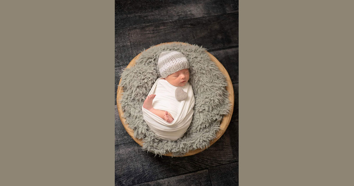 Birth Announcements: Creed Grant Crothers