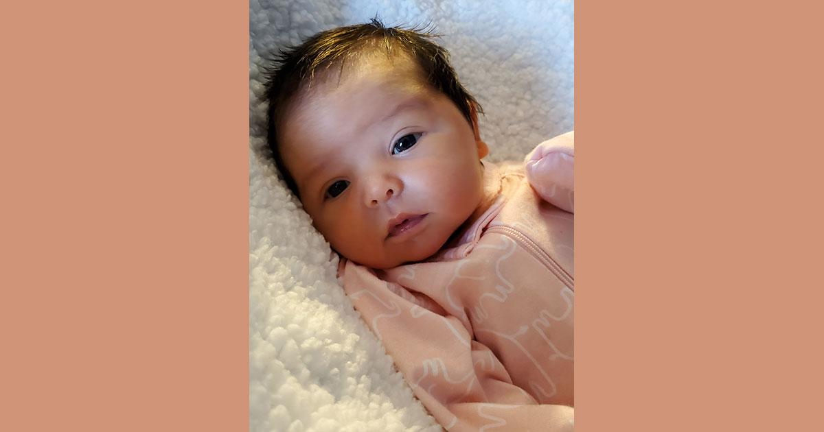 Birth Announcements: Enslee Retta Mae McCurdy