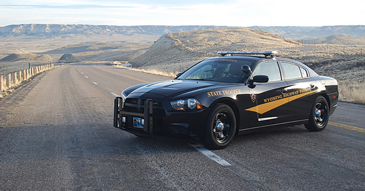 One Killed, Others Injured in a Crash South of Laramie