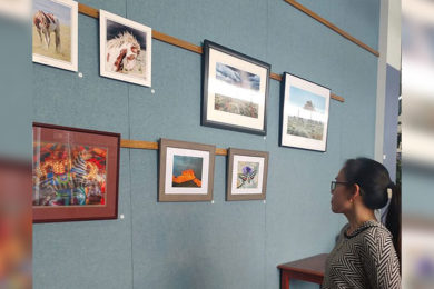 Sweetwater Photo Open on Display at White Mountain Library