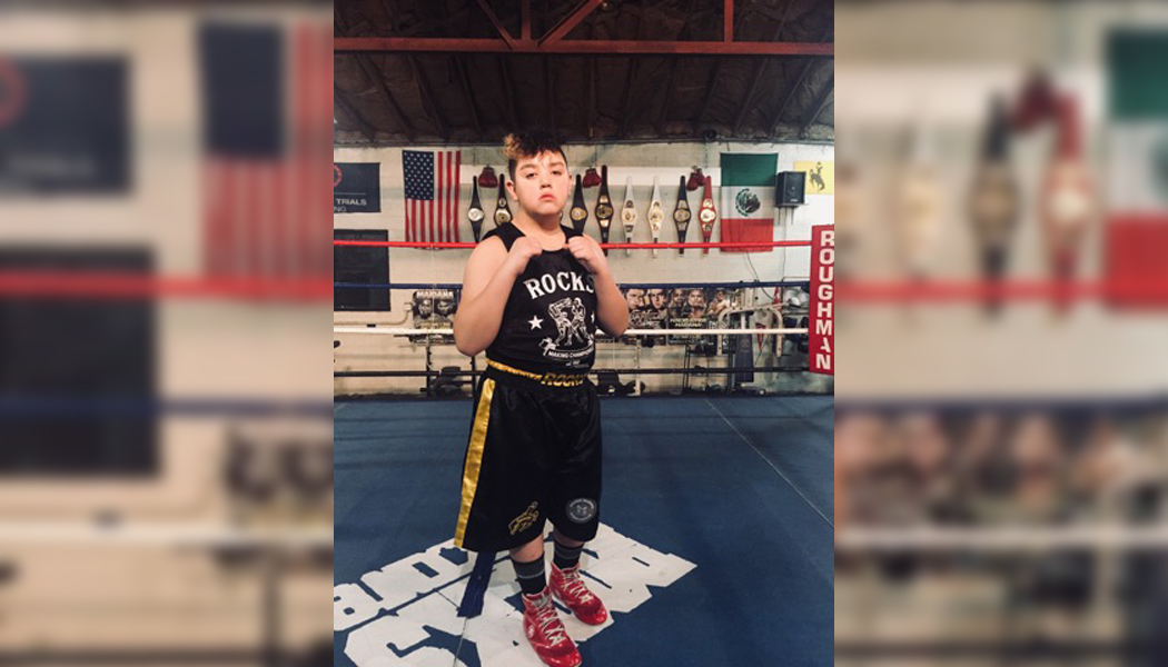 Young Boxer Wins Regional Silver Gloves Boxing Championship