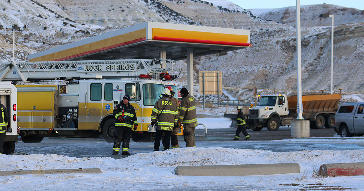 Fire Destroys A&W Kitchen at Cruel Jacks Travel Plaza