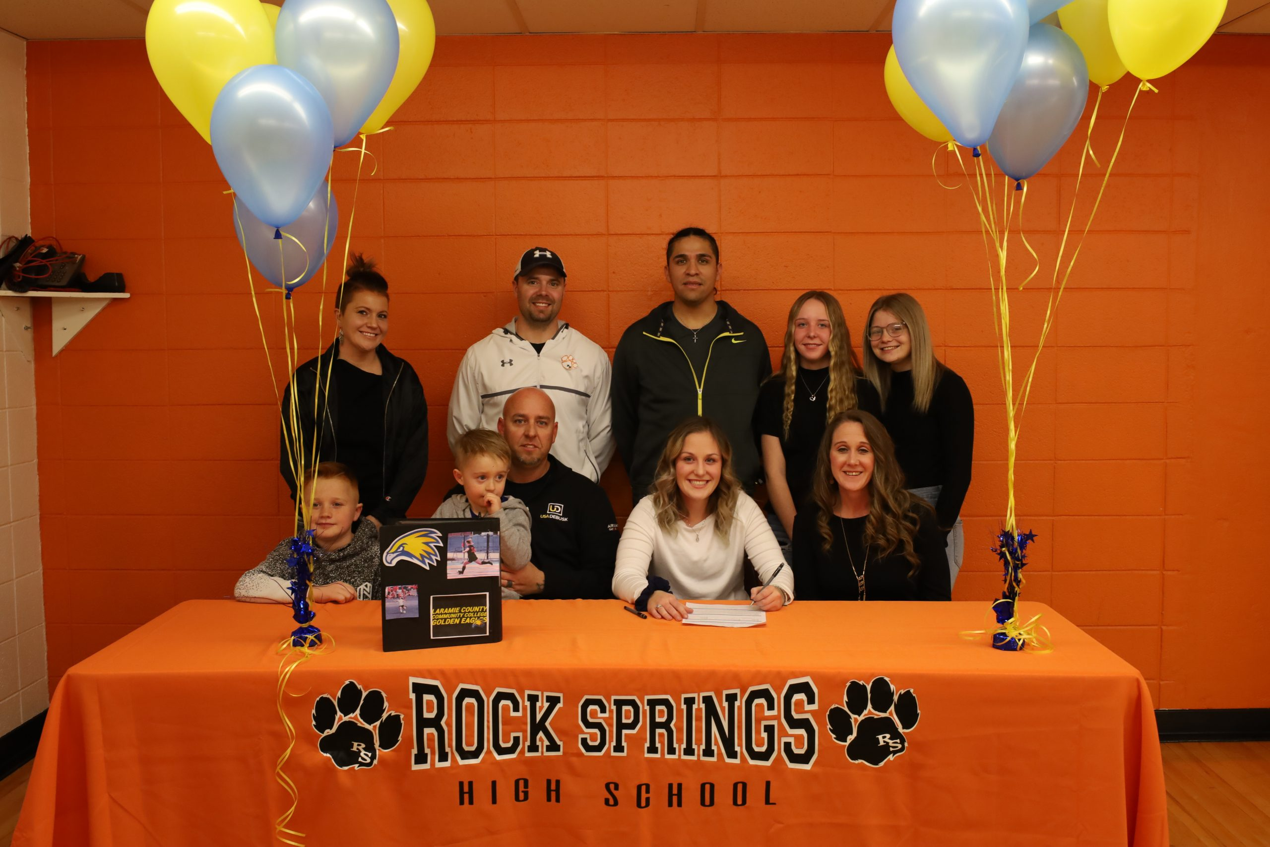 Berry Signs With LCCC Soccer