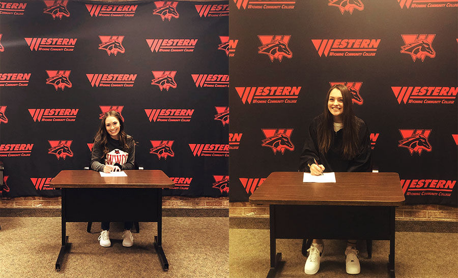 Western Volleyball Inks Brandt, Reese and VanVossen
