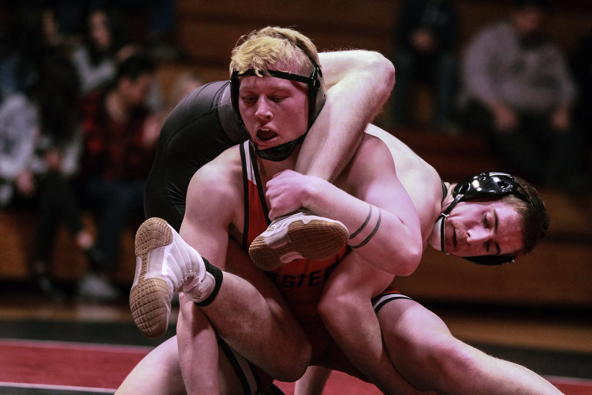 NJCAA Coaches Duals: WWCC Wrestling Results