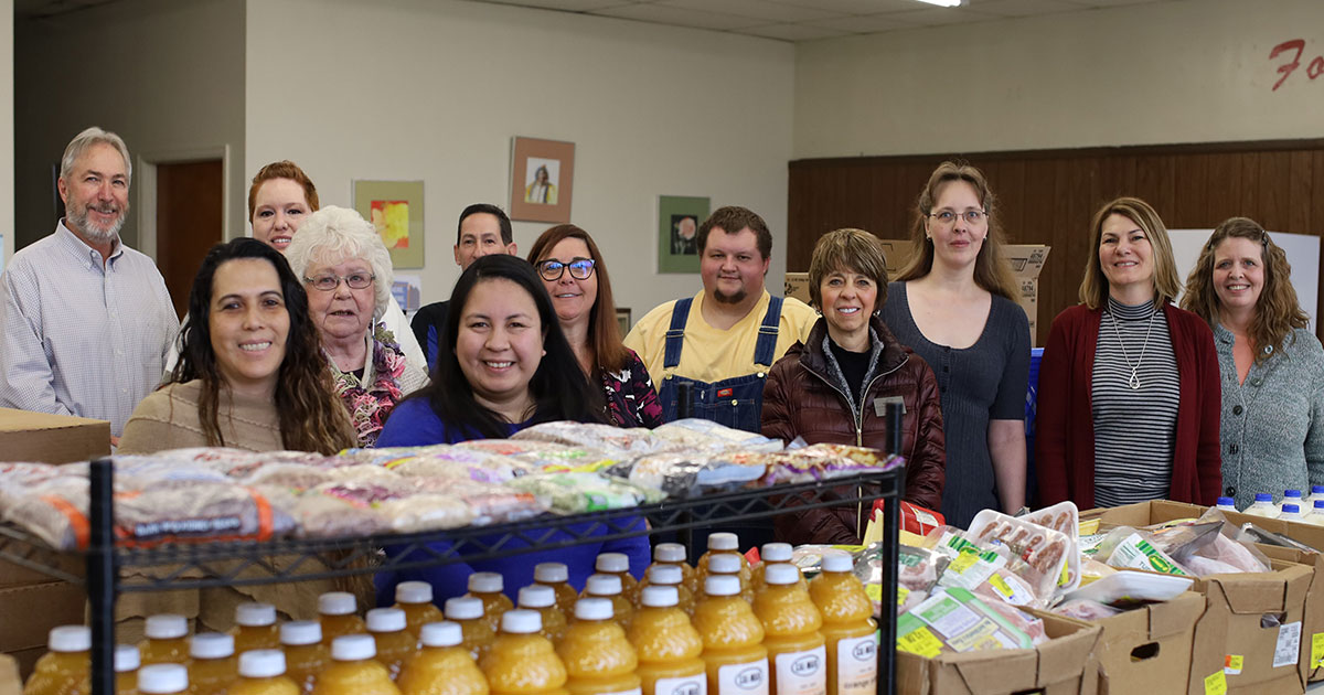 First Lady Visits Rock Springs In Support of Wyoming Hunger Initiative