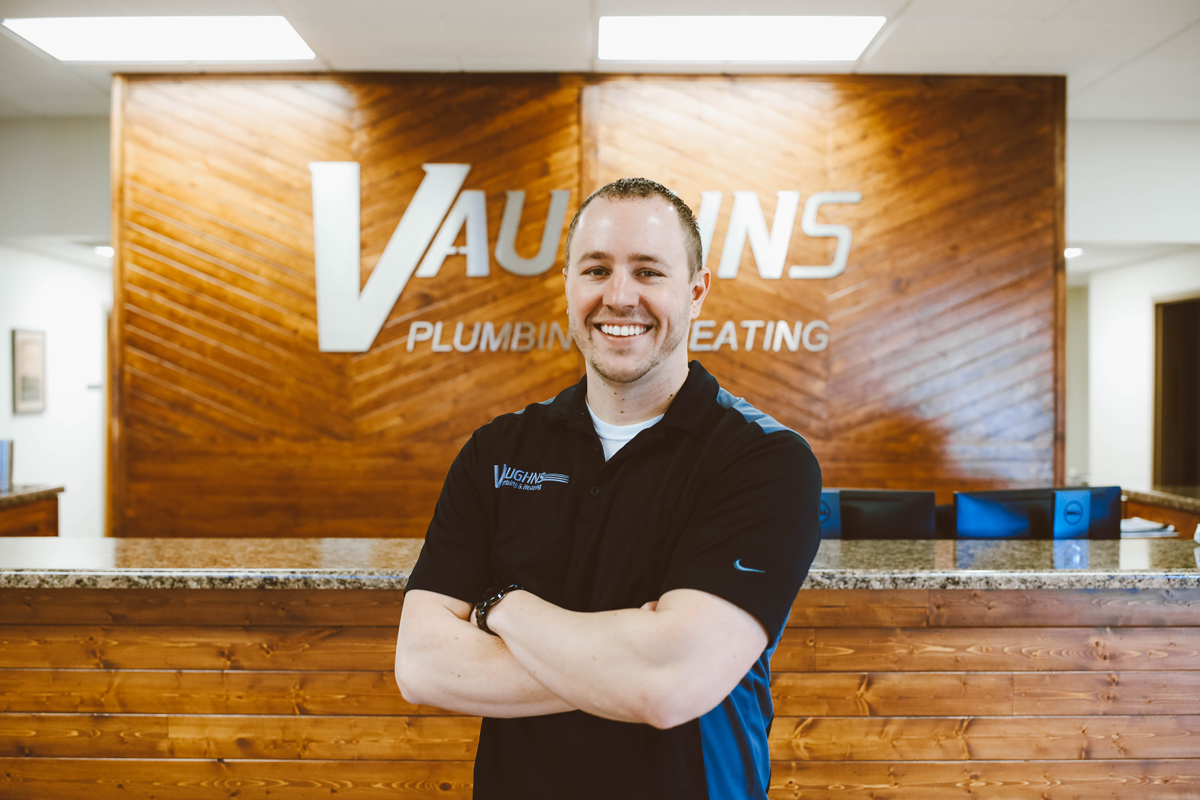 #HOMETOWN HUSTLE: Keaton West | Vaughn's Plumbing & Heating