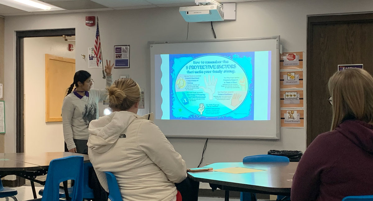 SWCSD #1 Hosts Suicide Prevention Trainings for Parents