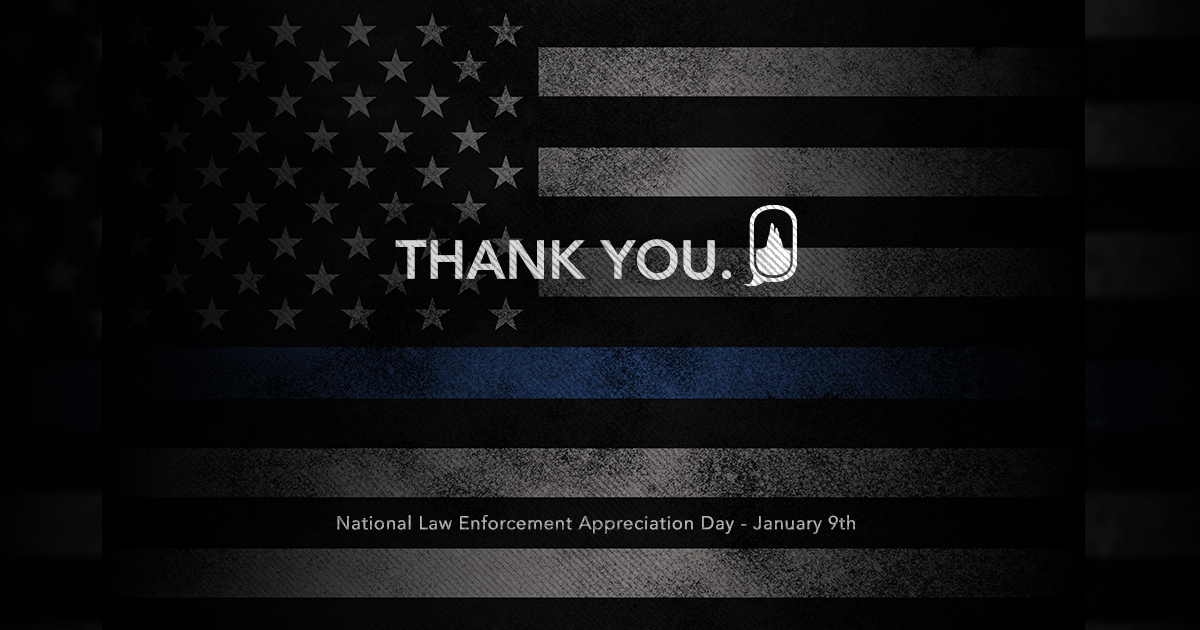 Community Thanks Local Law Enforcement for National Law Enforcement Appreciation Day