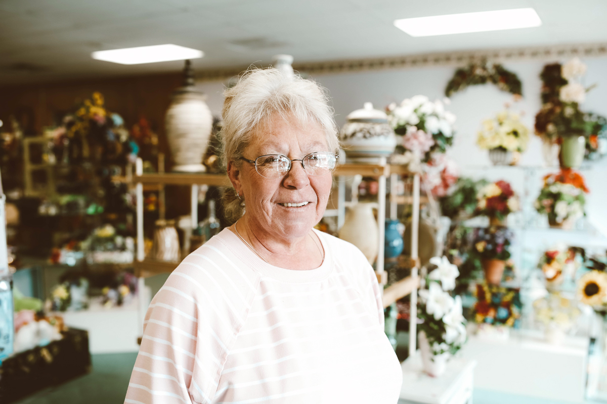 #HOMETOWN HUSTLE: Tina Angelovic | A Touch of Class Floral