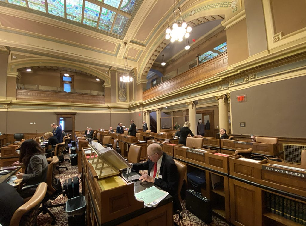 Wyoming House Approves Permanent 'Fifth Penny' Sales Tax Bill for Introduction