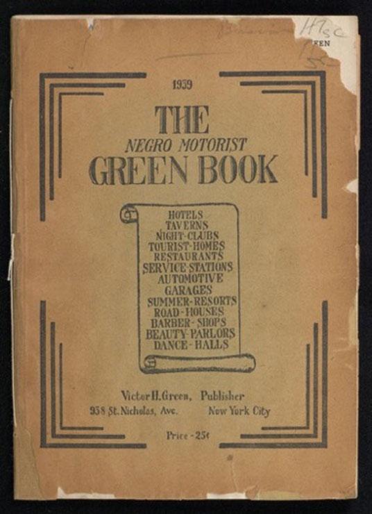 Description: Image result for the green book 1939