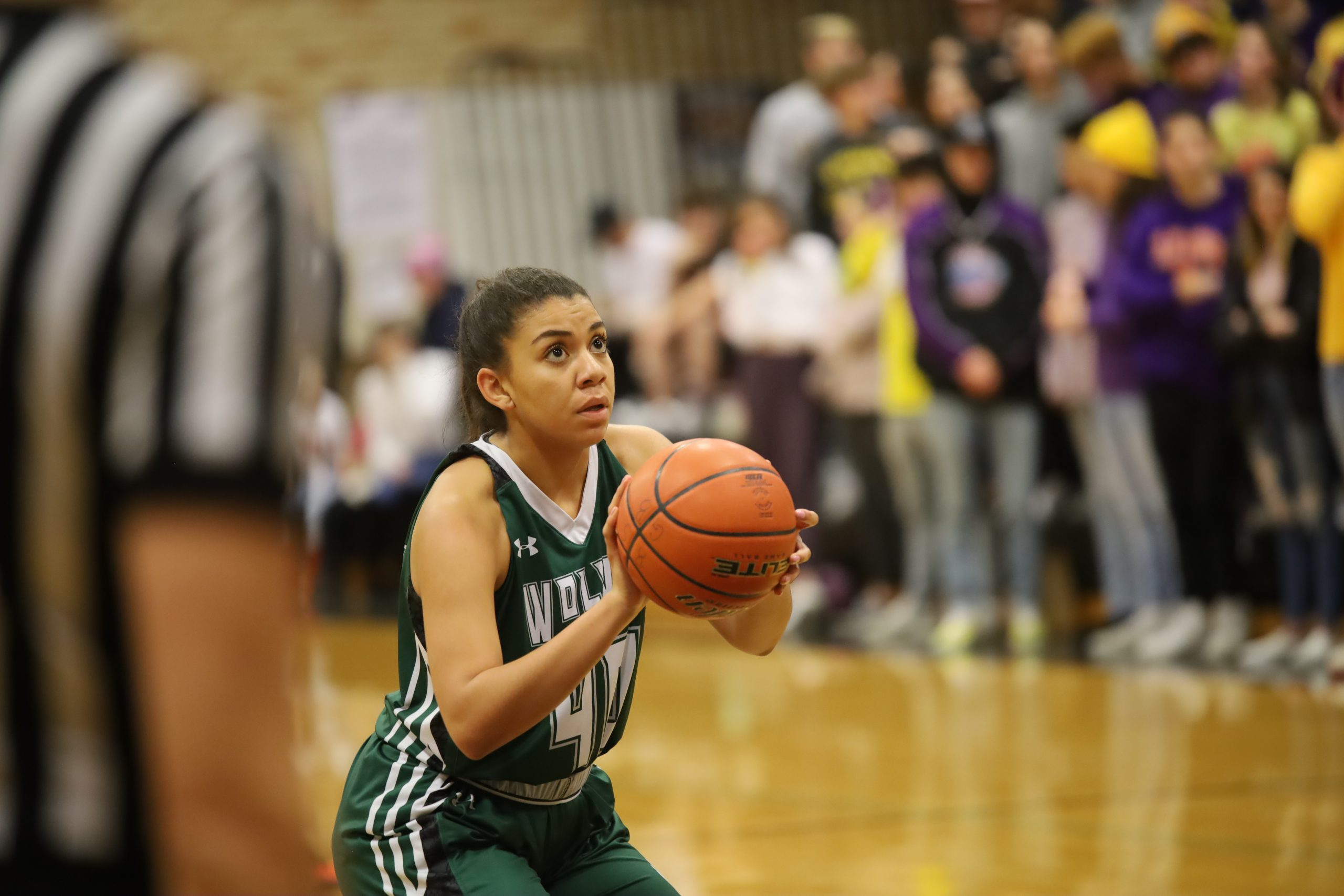 Flack Friday: Here's Why the Lady Wolves are Shooting Lights Out