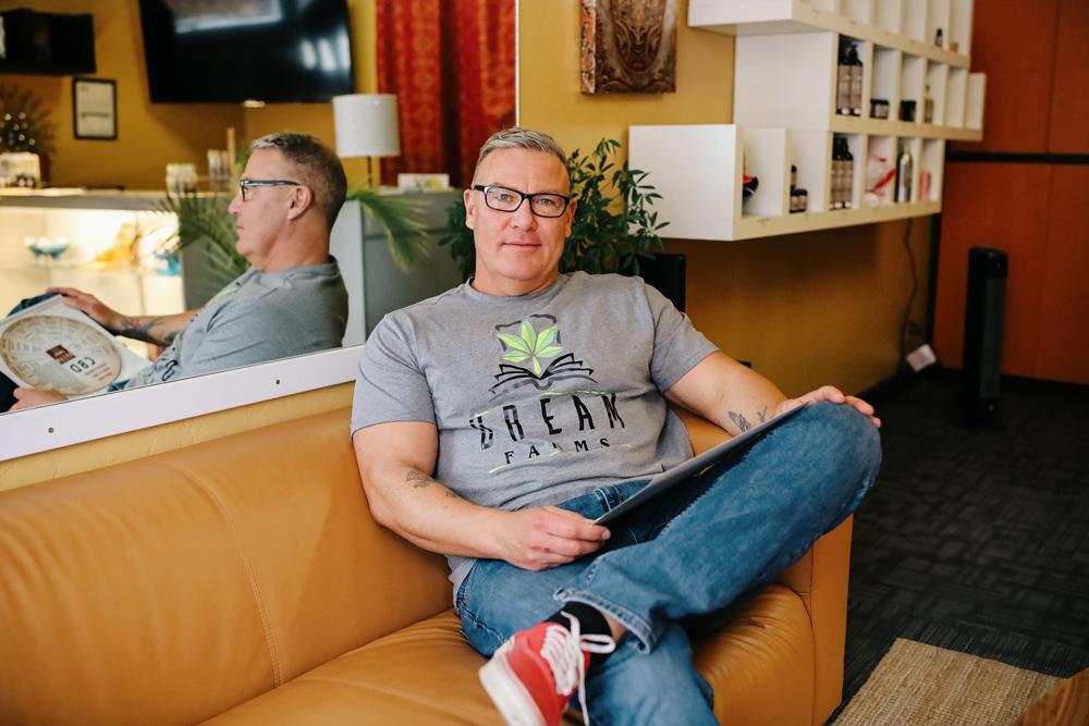#HOMETOWN HUSTLE: Randall Tryzbiak | Randall's Holistics