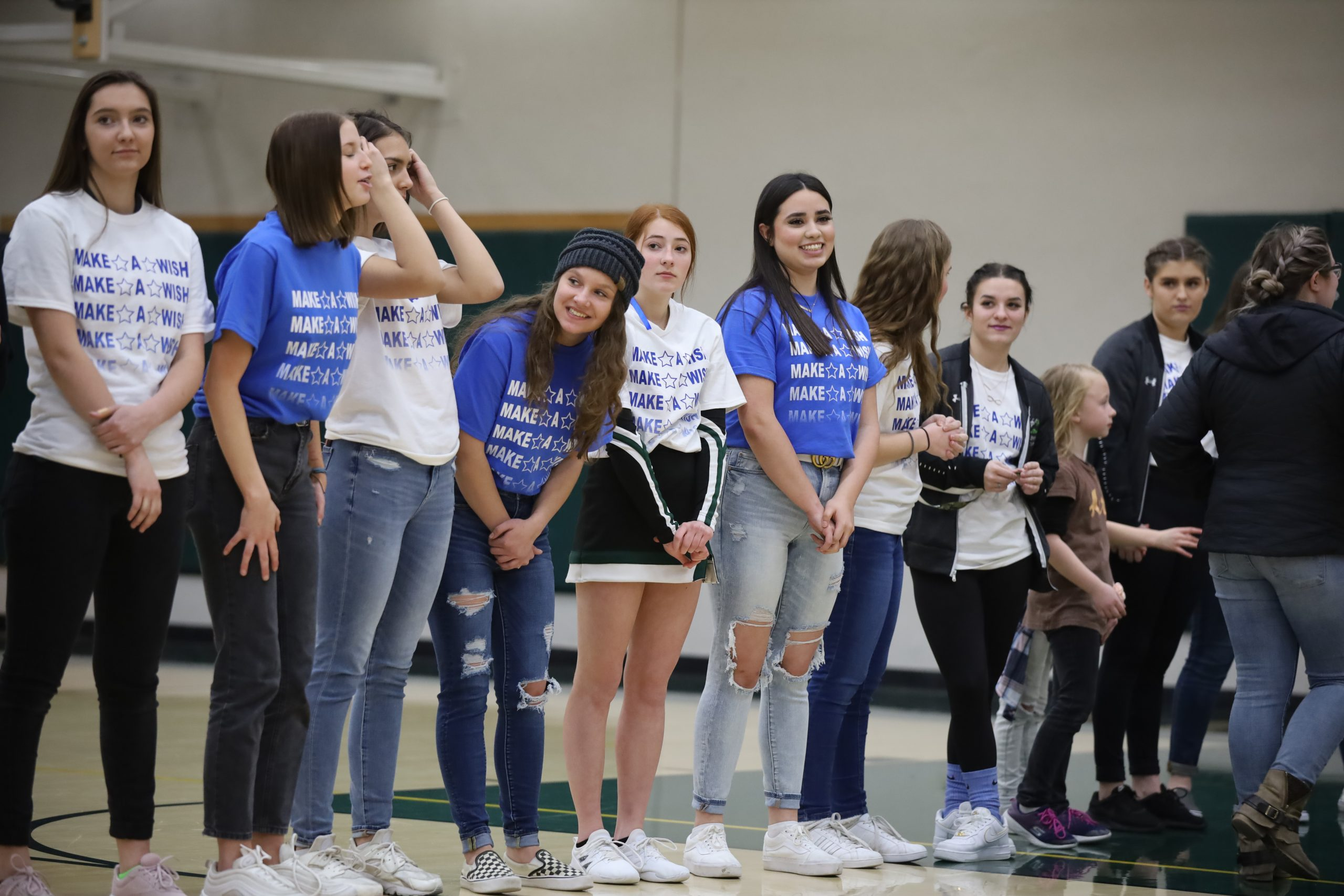 RSHS and GRHS Raise $65K for Make-A-Wish