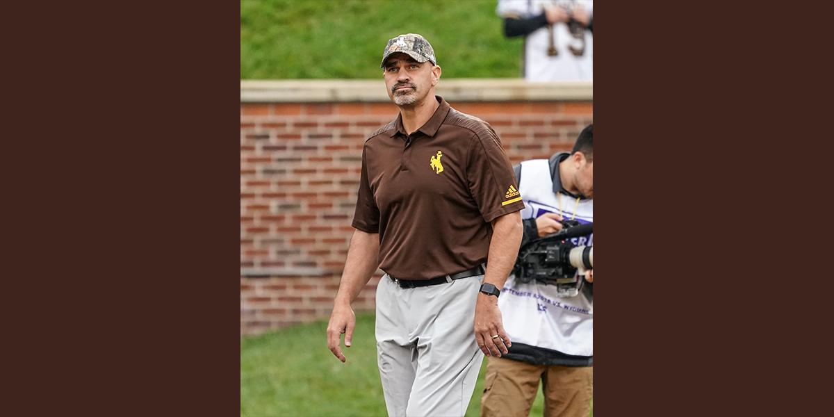 Pete Kaligis Promoted to Defensive Run-Game Coordinator at Wyoming
