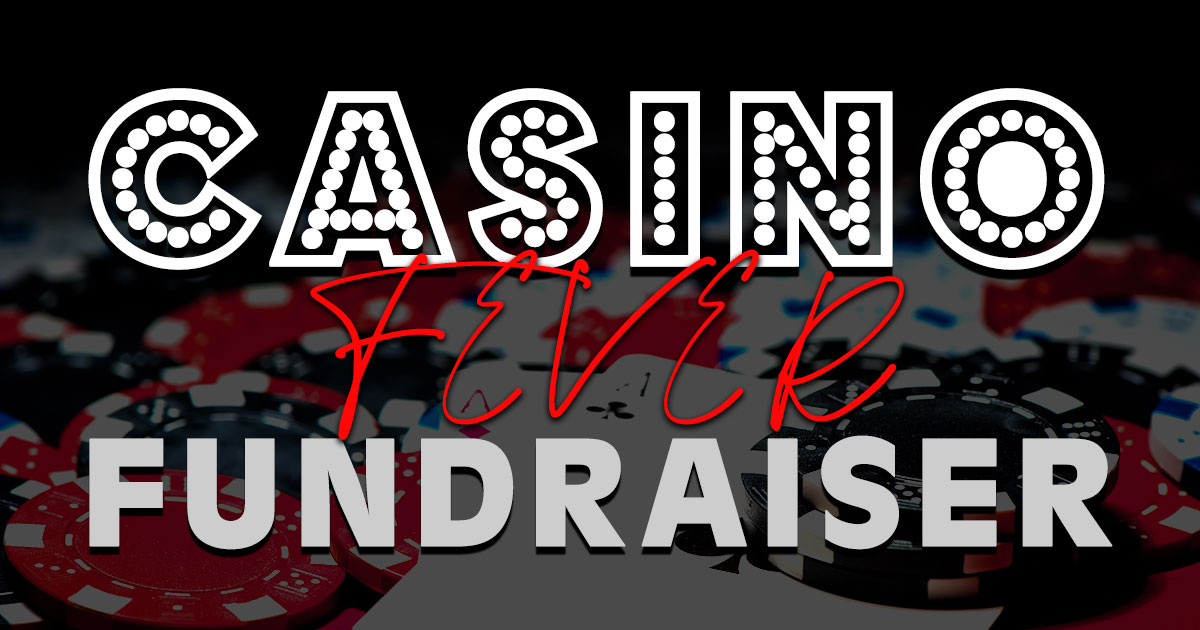 Come Hit the Jackpot at the Rock Springs Young At Heart Foundation's 12th Annual Casino Fever!