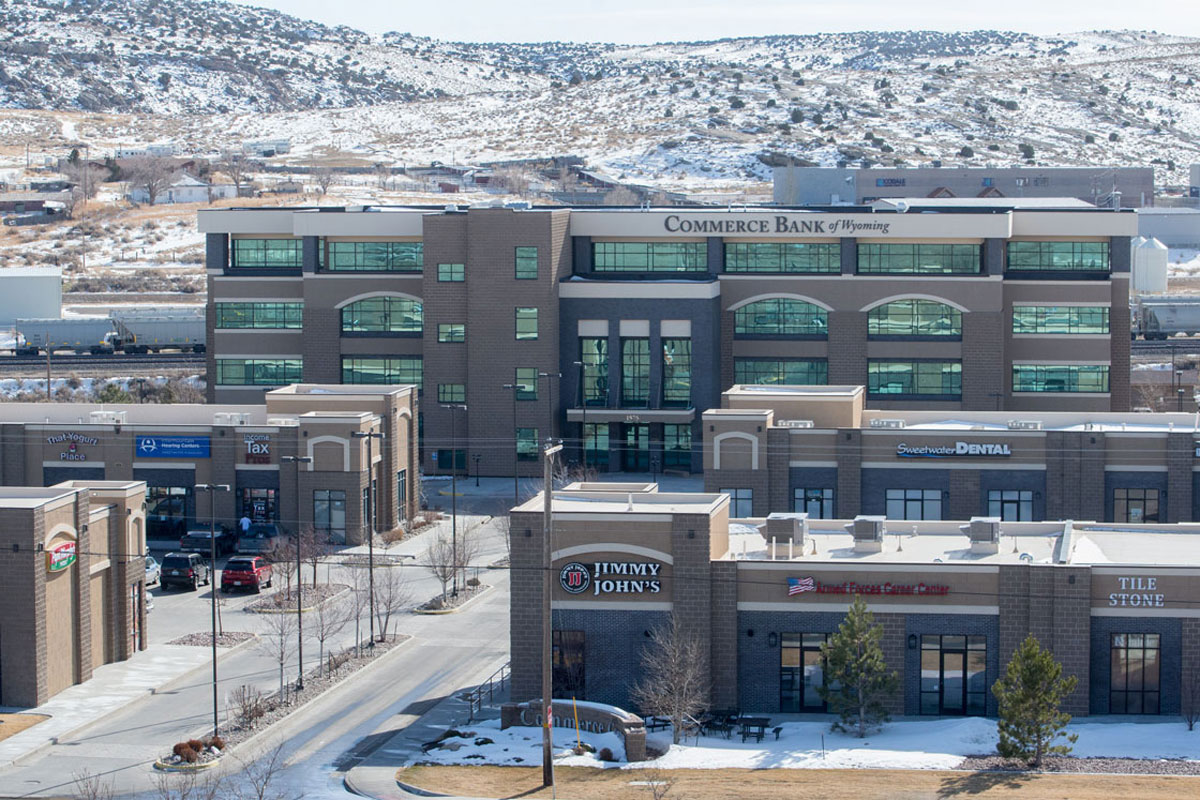 """Hospice of Sweetwater County to Receive Donation from Commerce Bank of Wyoming """"My Fair Share"""" Program"""