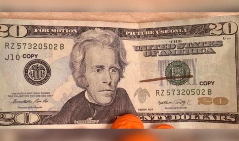 Counterfeit Bills Circulating in Rock Springs