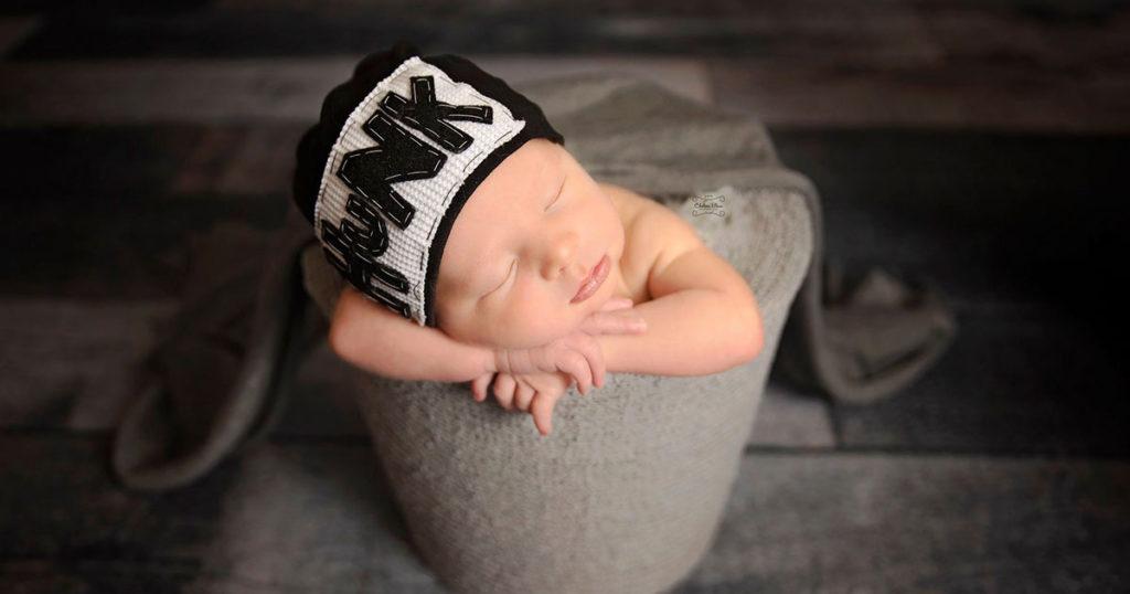Birth Announcement: Bryton Joseph Gelinas