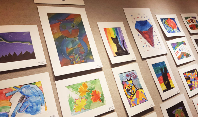 Student Art Shows Now Available to View Online